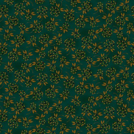 October Morning Henry Glass Fabrics Meadow Teal