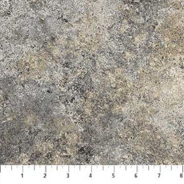 Quilt Backing 108'' Wide Northcott Stonehenge Greys