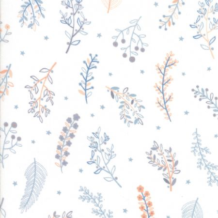 Wild and Free by Abi Hall for Moda Wildflowers Natural