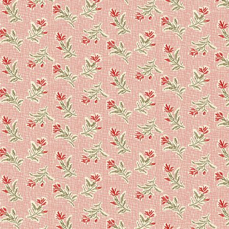 Little Sweetheart by Edyta Sitar for Andover Summer Field Blush