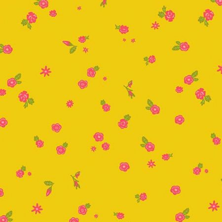 Sun Prints 2019 Andover Fabrics Dream Sunshine Day Yellow