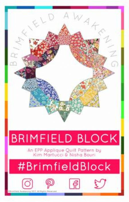 The Brimfield Block Pattern From Brimfield Awakening