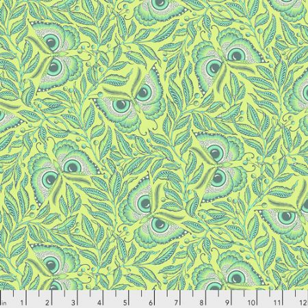 Pinkerville Free Spirit Fabrics Enlightenment frolic