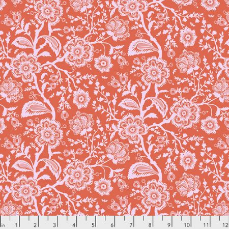 Pinkerville Free Spirit Fabrics Delight Cotton Candy Pink