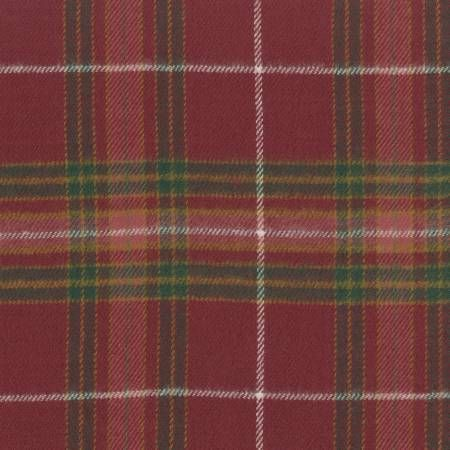 Flannel Primo Plaids Marcus Brothers Lumber Jacks Red / Green