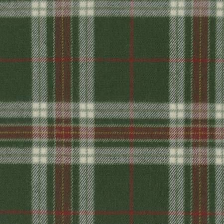 Flannel Primo Plaids Marcus Brothers Lumber Jacks Green / Red