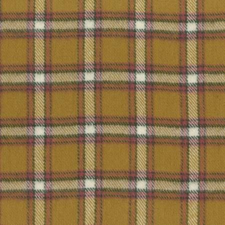 Flannel Primo Plaids Marcus Brothers Lumber Jacks Gold