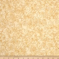 Fit for a Queen Quilt Backing 108 by 110 Westrade Textiles Woodland Sand