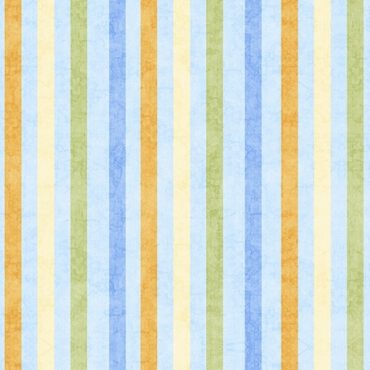 Lullaby  QT Fabrics Stripe Blue
