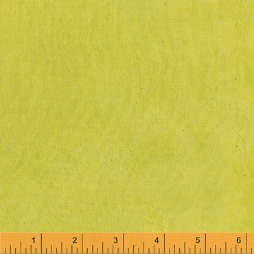 Palette  Windham Fabrics Blender Lemon Grass