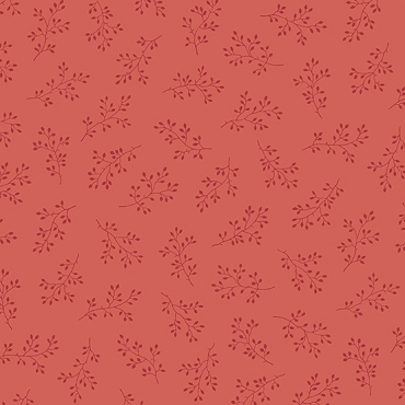 Olive Branch Andover Fabrics Strawberry