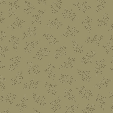 Olive Branch Andover Fabrics Shadow