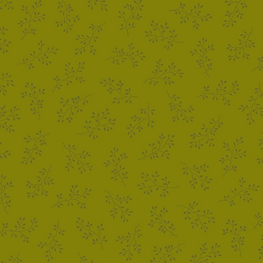 Olive Branch Andover Fabrics Olive