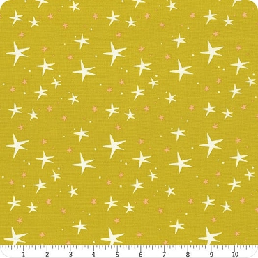 Playground Windham Fabrics Citrine Starry