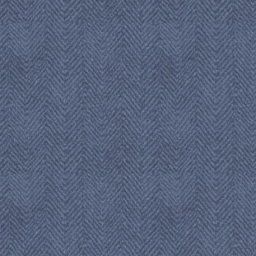 Woolies Flannel Maywood Studios Herringbone Dusty Blue