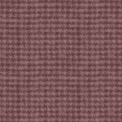 Woolies Flannel Maywood Studios Houndstooth Mauve