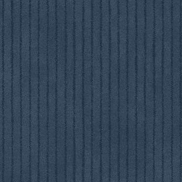 Woolies Flannel Maywood Studios Stripe Navy Blue