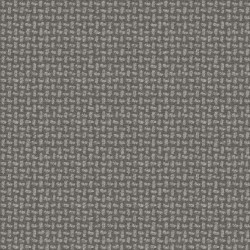 Woolies Flannel Maywood Studios Basket Weave Faux Texture Pewter