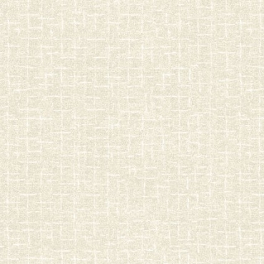 Woolies Flannel Maywood Studios Crosshatch Cream