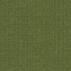 Woolies Flannel Maywood Studios Crosshatch Green