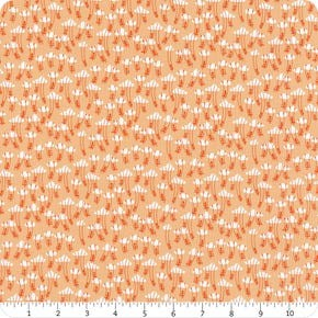 Playground Windham Fabrics Peach Cloud Swinging