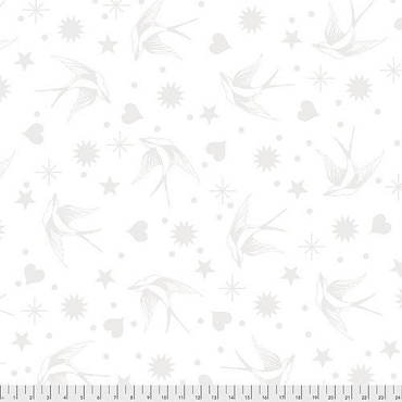 Lineworks Free Spirit Tula Pink Fairy Flakes-Paper