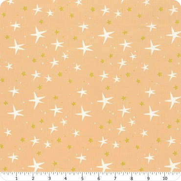 Playground Windham Fabrics Peach Starry