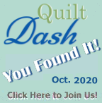 Quilt Dash October Pumpkin Patch