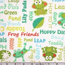 Toadily Cute Kanvas Studio Words White